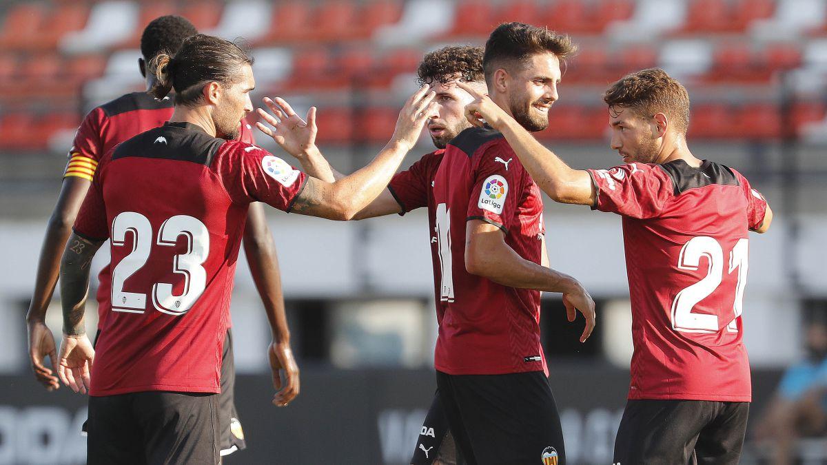 Futbol de pretemporada en directo amistosos de equipos de Primera