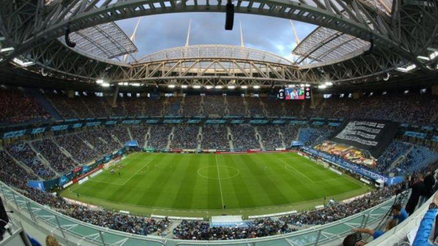 La final de la Champions se jugara en San Petersburgo