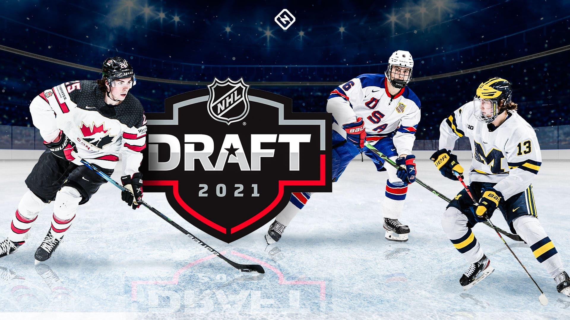 Orden del Draft de la NHL para la ronda 2021