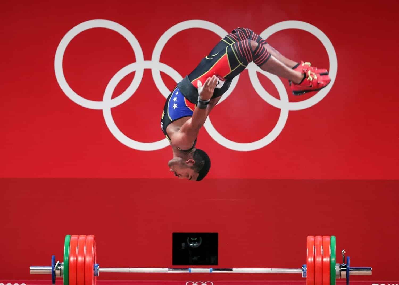 Tokio 2020 las mejores imagenes de los Juegos Olimpicos