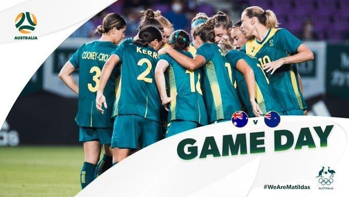 Ver en vivo Australia vs Nueva Zelanda por la fecha