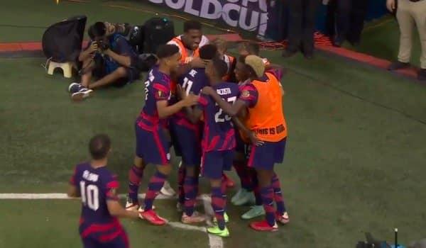 Video Resultado Resumen y Goles Estados Unidos vs Martinica 6 1