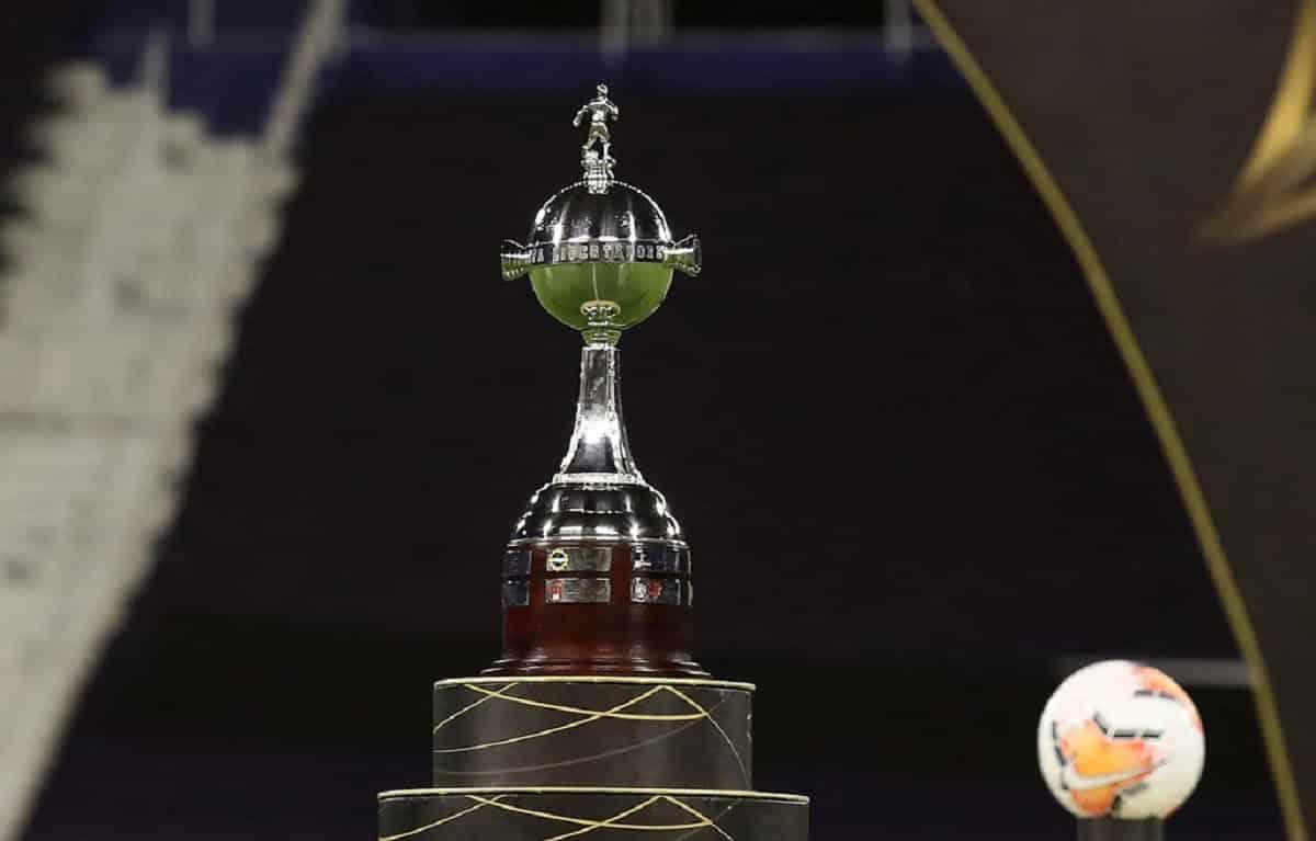 asi esta la tabla de clasificacion para la Libertadores y
