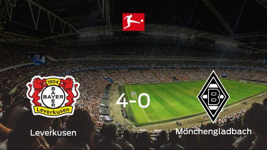 El Bayer Leverkusen se queda con los tres puntos ante