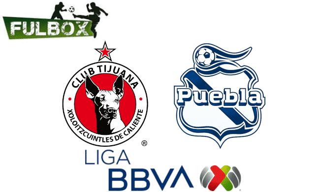 Tijuana vs Puebla EN VIVO Hora Canal Donde ver Jornada