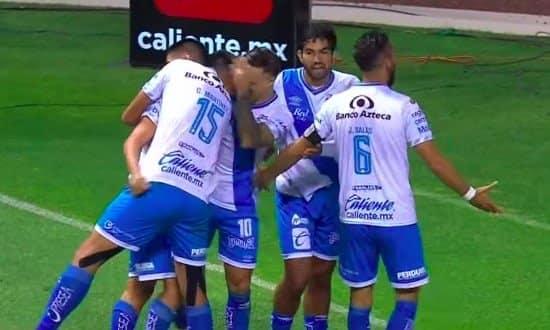 Video Resultado Resumen y Goles Puebla vs Queretaro 1 0 Torneo