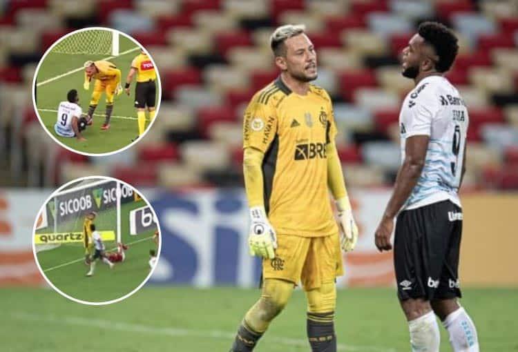 Que dijo Diego Alves de su discusion con Miguel Borja
