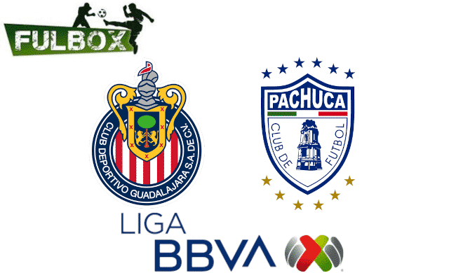 Chivas vs Pachuca EN VIVO Hora Canal Donde ver Jornada