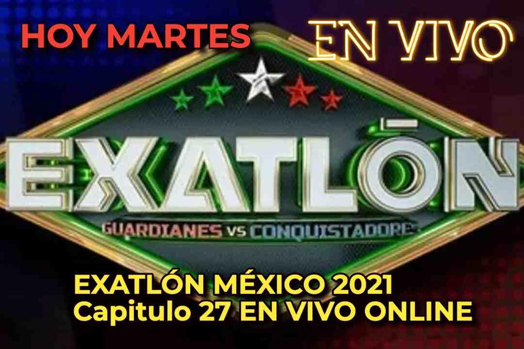 Exatlón Mexico 2021 Capitulo 27, Exatlón México 5 Temporada Capitulo 27
