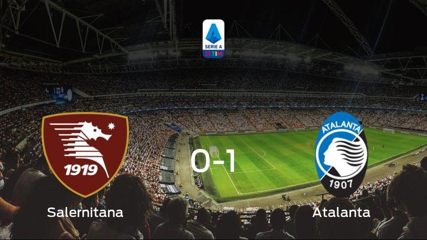 El Atalanta se impone a la Salernitana y consigue los