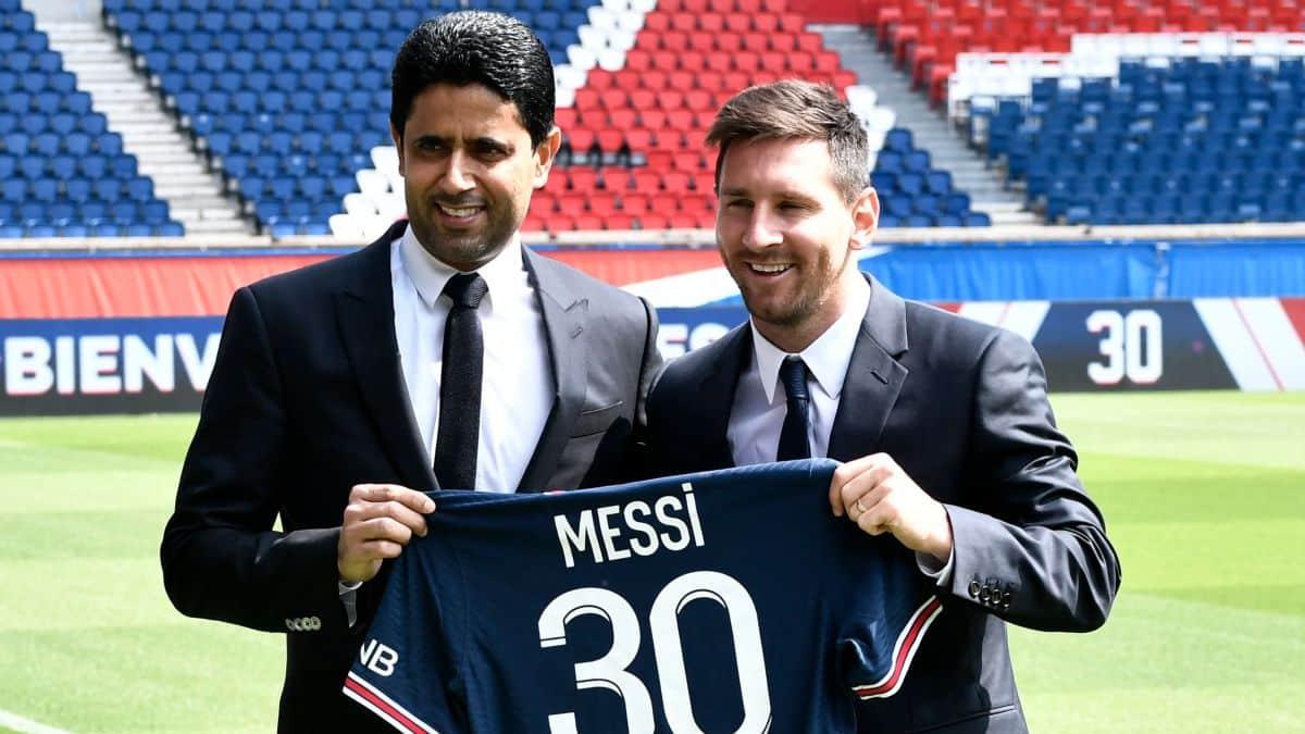 LEquipe desvela los detalles del contrato de Messi