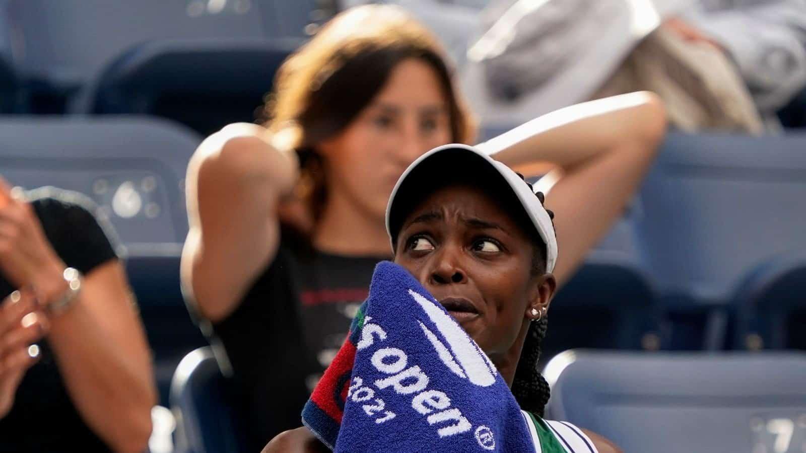 La ex campeona del US Open Sloane Stephens comparte publicaciones