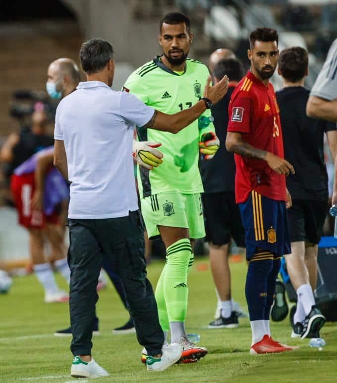 Luis Enrique quotPodiamos haber marcado algun gol masquot