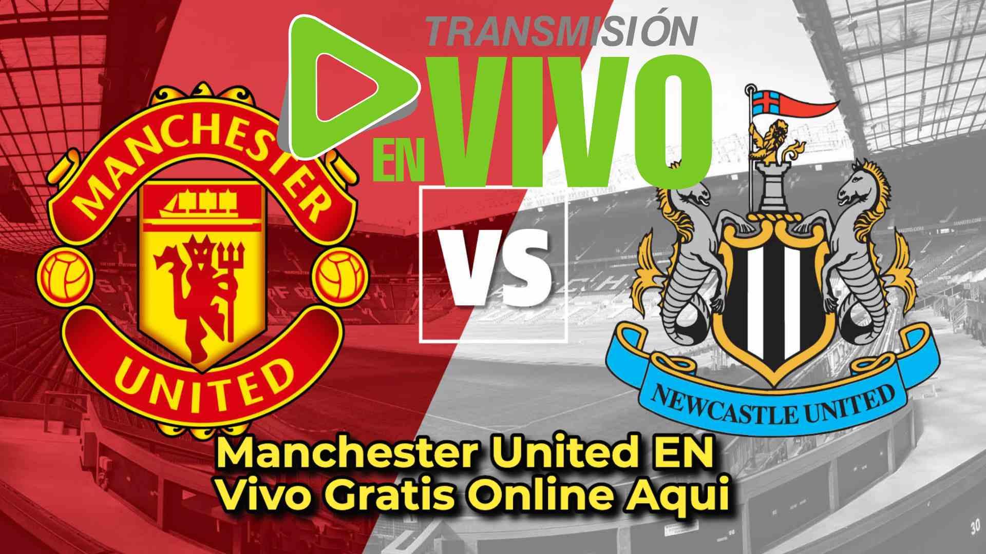 Manchester United EN Vivo Gratis Online Aqui
