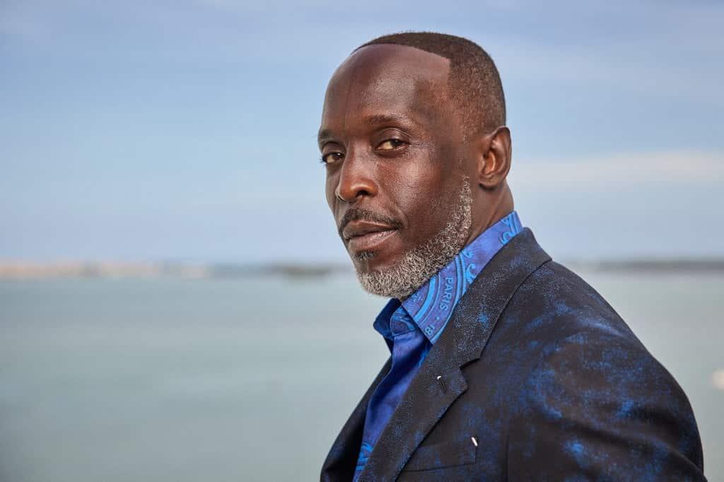Michael K.Williams the wire actor