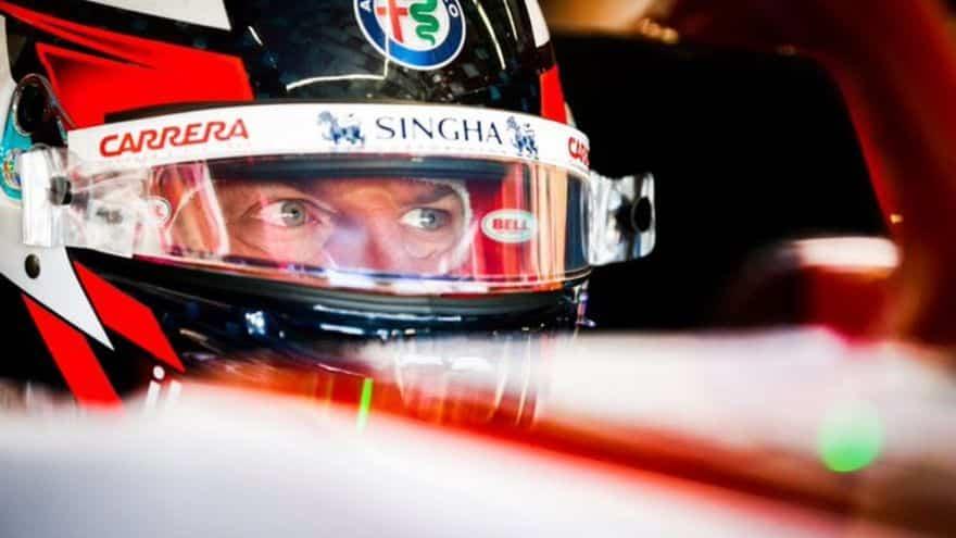 Raikkonen anuncia su retirada de la F1 cuando acabe esta