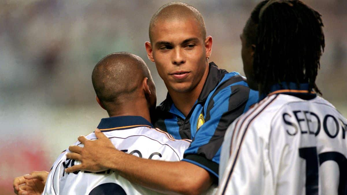 Real Madrid Inter una rivalidad grandiosa desde hace 57 anos