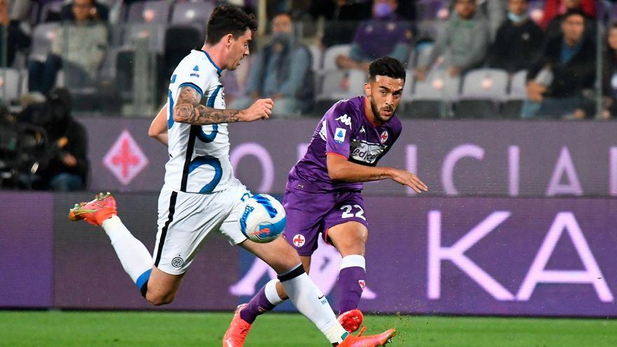 Resumen y goles del Fiorentina Inter 1 3 partido de