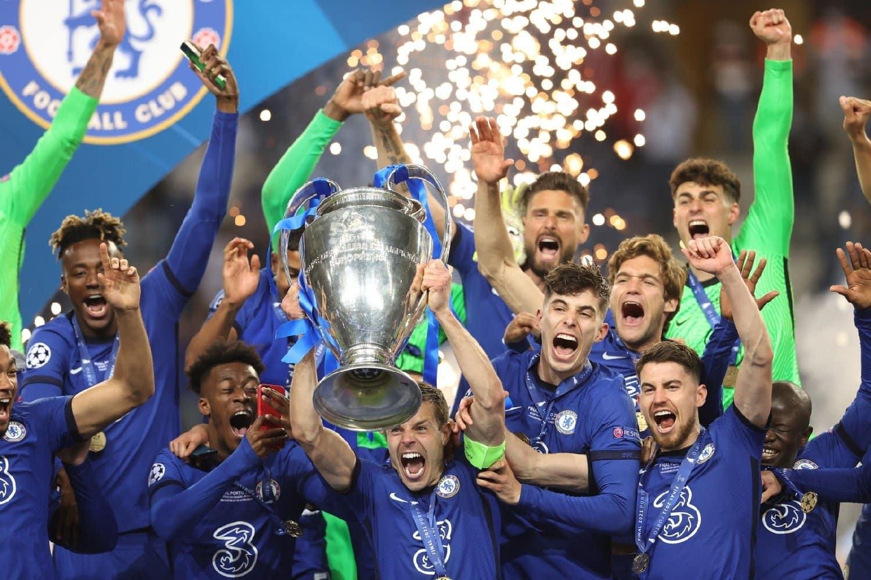 UEFA Champions League 20212002 como y donde ver el mayor