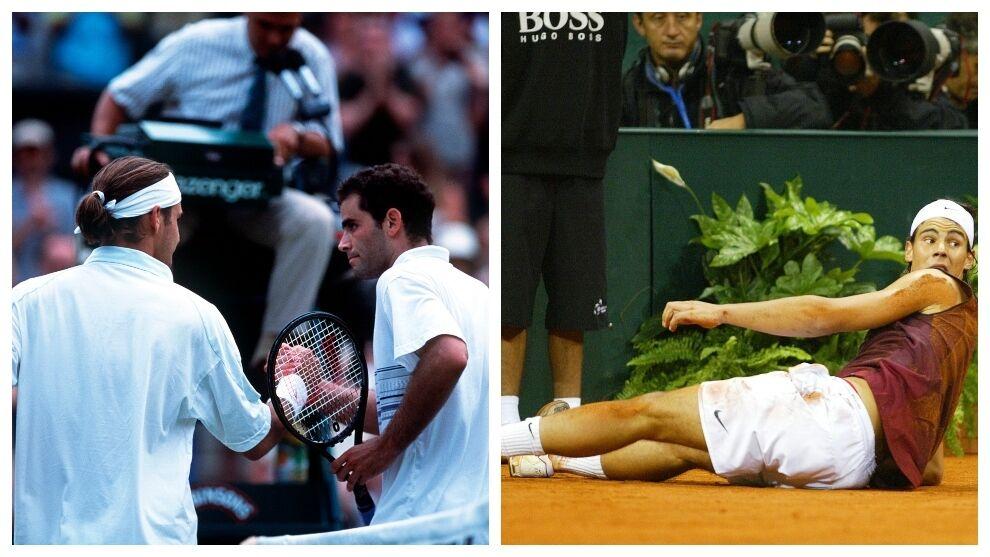 US Open 2021 Rafa Nadal Federer Djokovic y los partidos