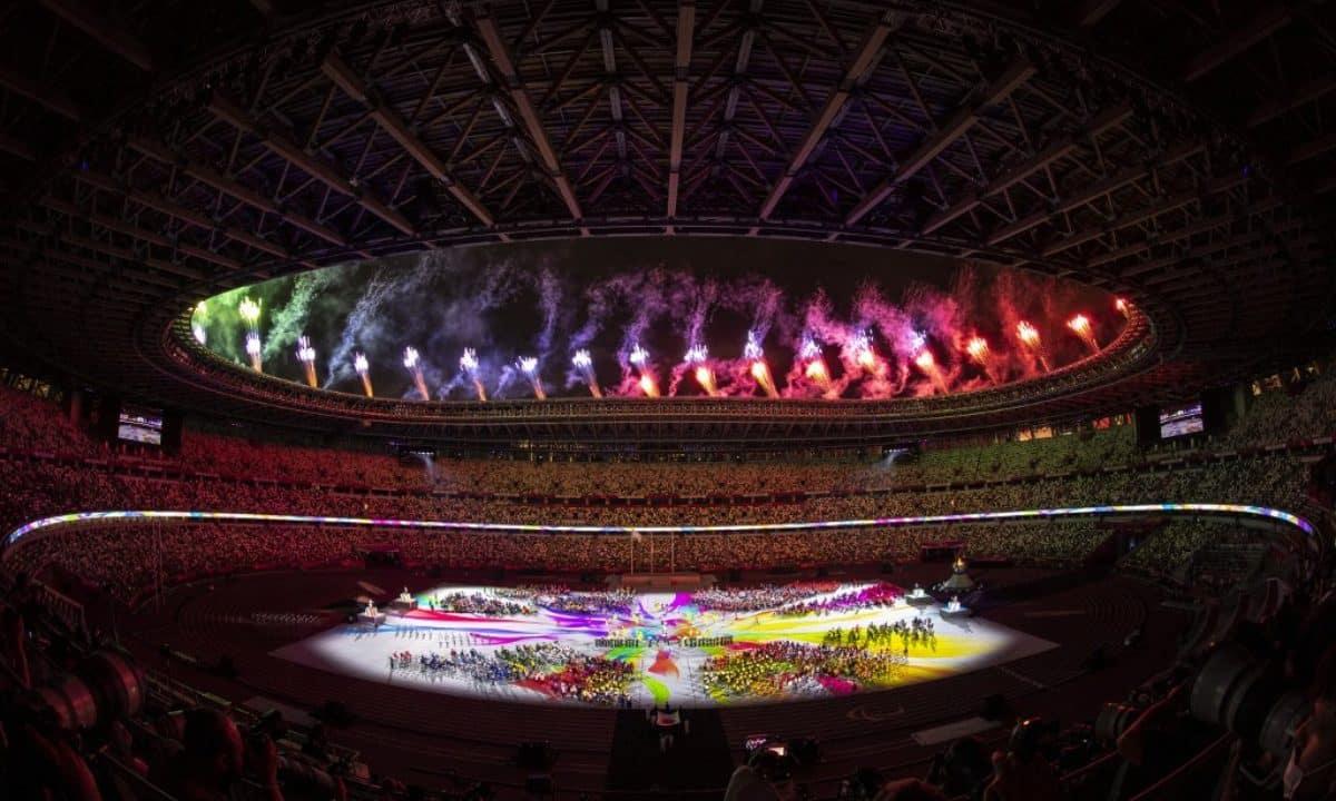 ceremonia clausura juegos paralimpicos tokio 2020