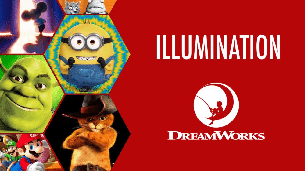 dreamworks illumination netflix lineup