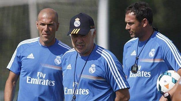 estuvo muy cerca del Real Madrid