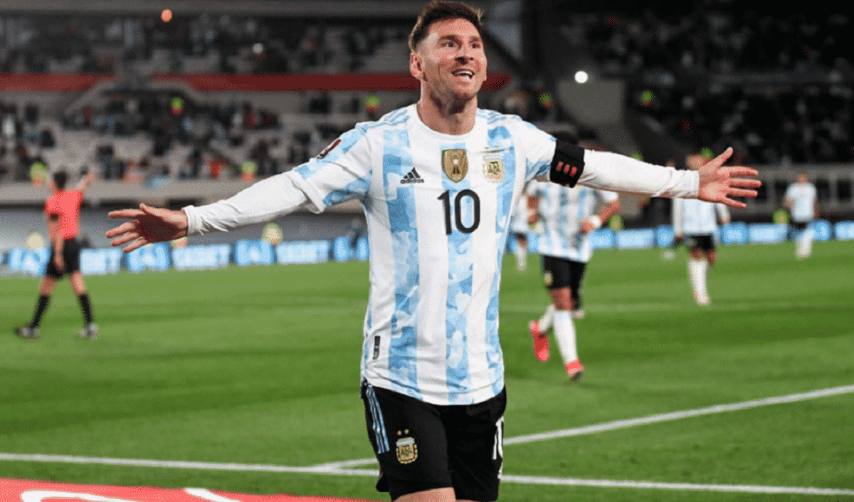 la emocionante publicacion de Leo Messi que hizo estallar las