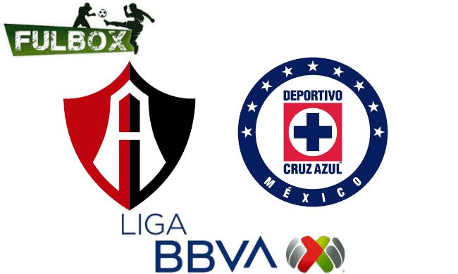 Atlas vs Cruz Azul EN VIVO Hora Canal Donde ver