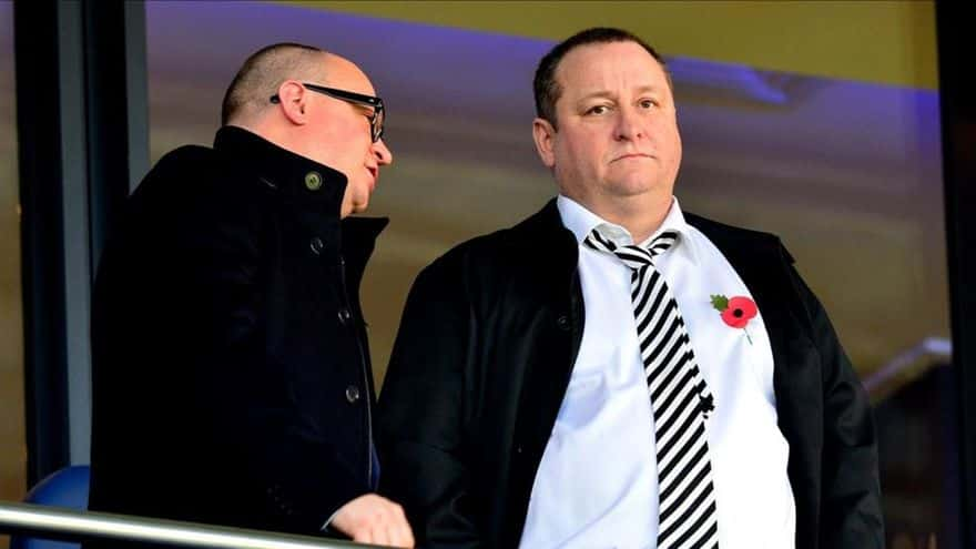 El antiguo propietario del Newcastle interesado en comprar el Derby