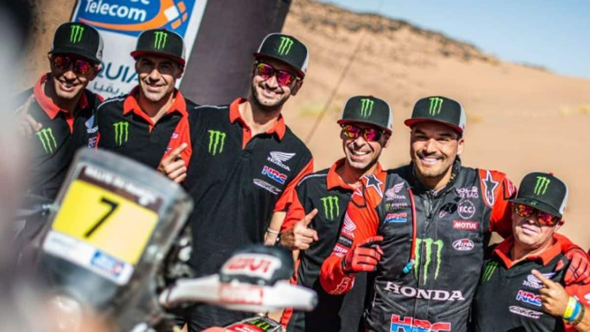 El chileno Pablo Quintanilla gana el Rally de Marruecos
