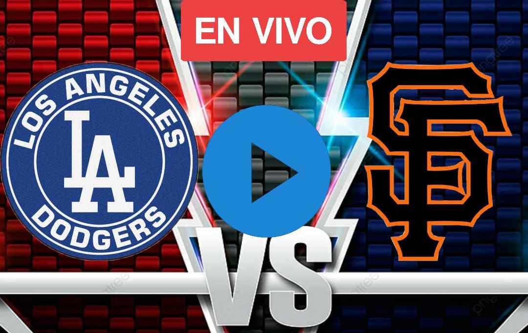 En Vivo Online Dodgers Vs Giants Juego 3