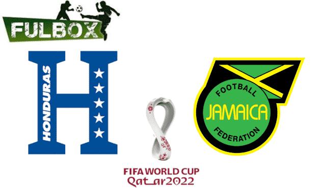 Honduras vs Jamaica EN VIVO Hora Canal Donde ver Jornada