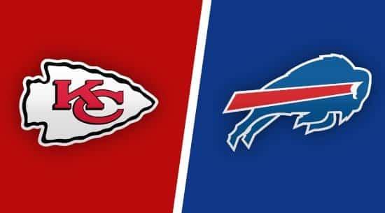 Kansas City Chiefs vs Buffalo Bills EN VIVO Hora Canal