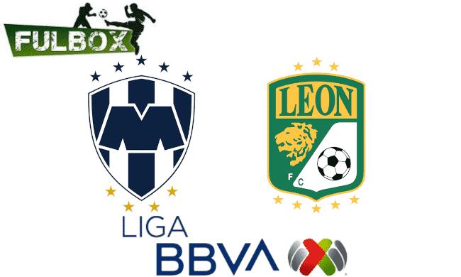 Monterrey vs Leon EN VIVO Hora Canal Donde ver Jornada