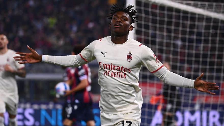 Resumen y goles del Bolonia Milan 2 4 partido de
