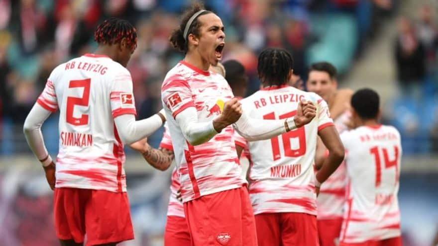 Resumen y goles del RB Leipzig Greuther Furth 4 1 partido de