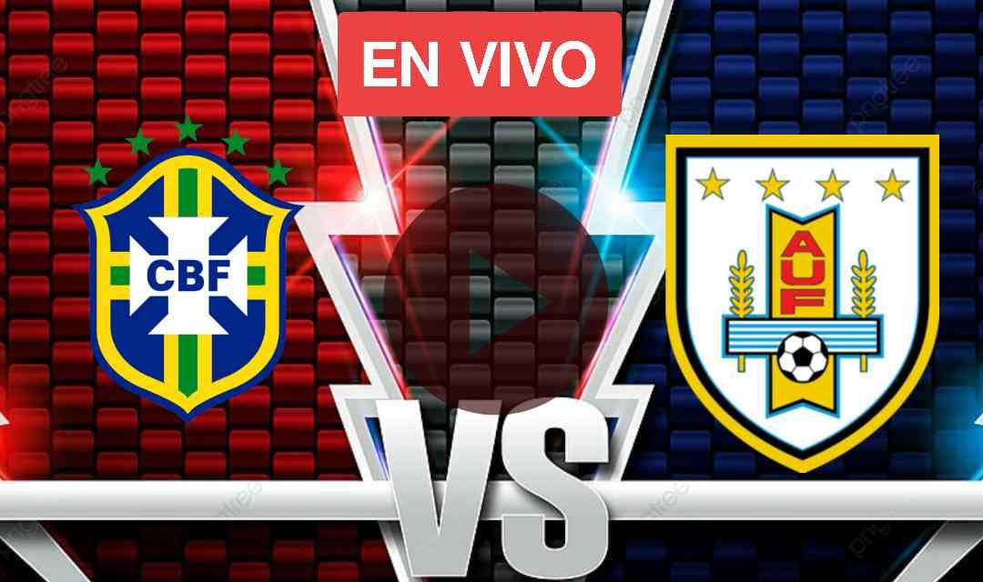 Ver Hoy Brasil vs Uruguay En Vivo Online, Eliminatorias Rumbo A Qatar 2022, Dónde encontrar el Brasil vs Uruguay en TV y streaming