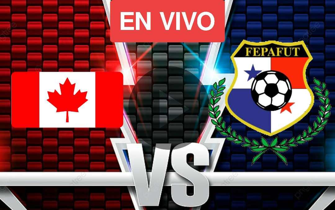 Ver   Hoy   Panamá vs Canadá En vivo Online