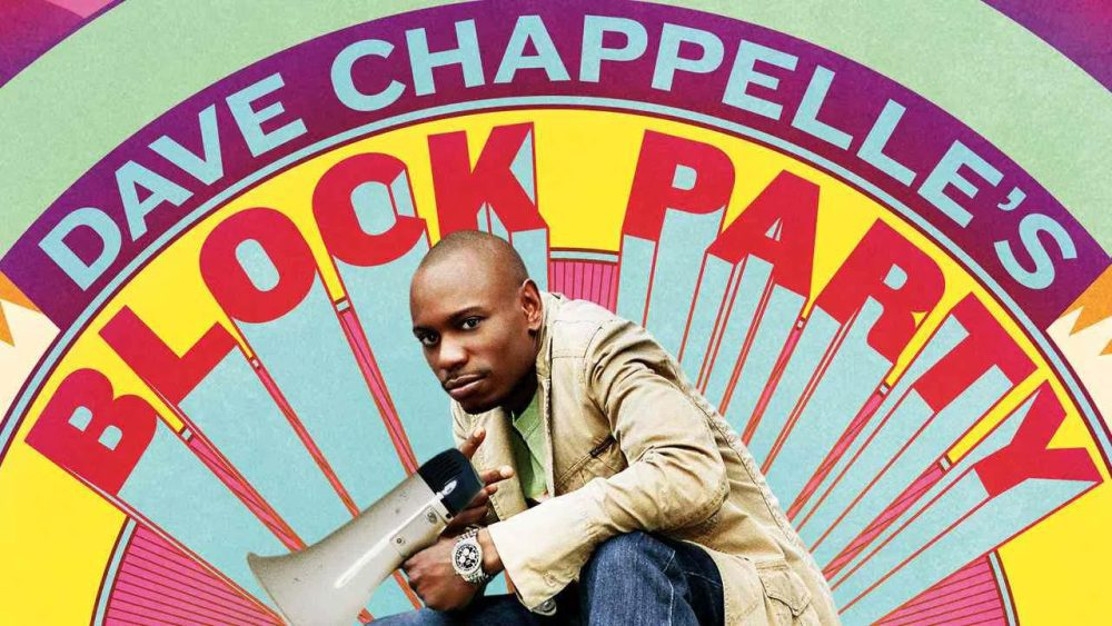dave chappelle block party coming to netflix scaled