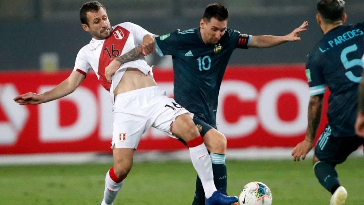 el historial entre ambas selecciones sudamericanas DEPORTES El Intransigente