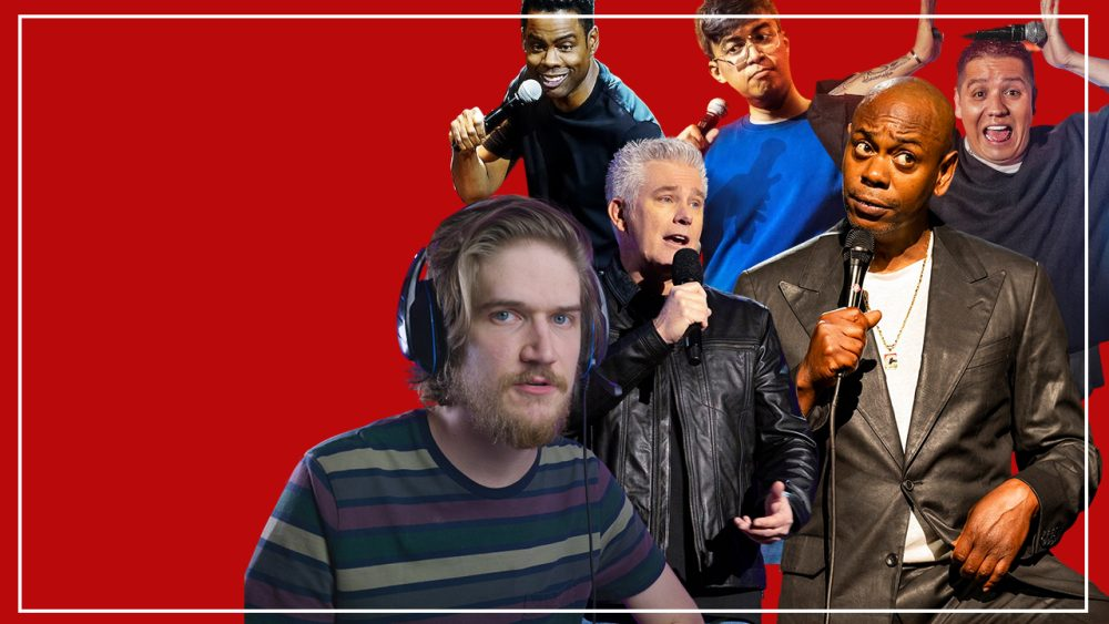 netflix stand up specials 2021 scaled